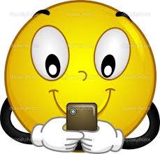smiley mobiel